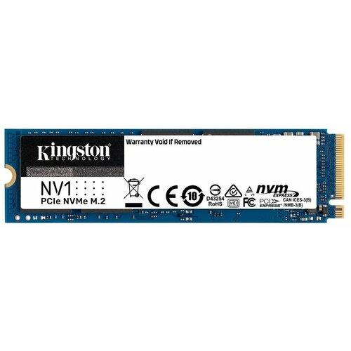 Kingston 1TB M.2 NVMe SNVS/1000G SSD NV1 series ssd hard disk Slike