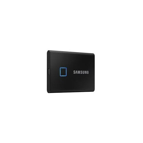 Samsung 1TB SSD Portable T7 Touch Black MU-PC1T0K/WW Slike