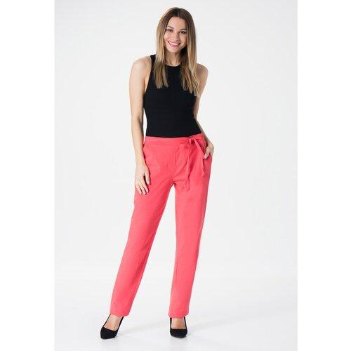 MiR Ženske hlače 263 crne | pink  Cene