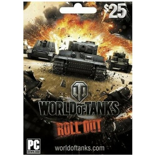 Wargaming World of Tanks Gold Slike