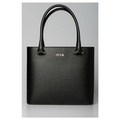 Mona ženska elegantna tašna u crnoj boji 3098901-1 Slike