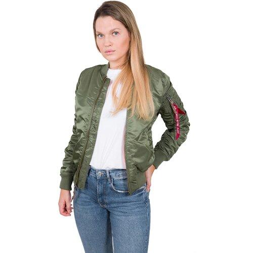 Alpha Industries ma-1 VF 59 ženska jakna 133009_01  Cene