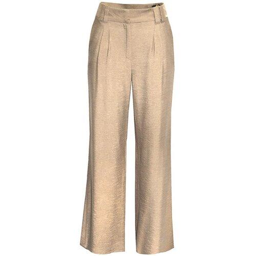 AMC ženske pantalone 295N bež  Cene