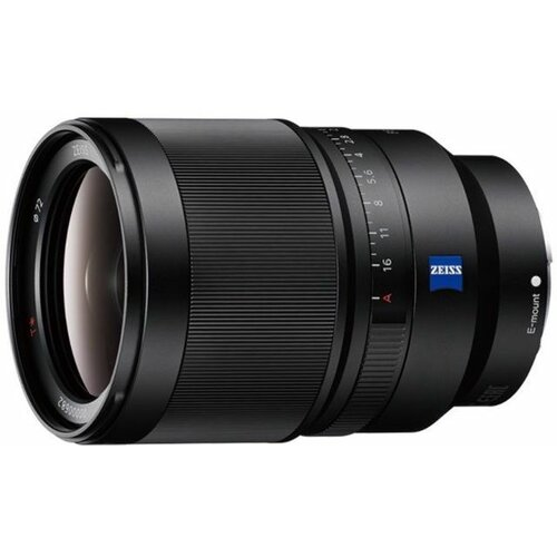 Sony SEL35F14Z.SYX Distagon T FE 35mm F1.4 ZA objektiv Slike