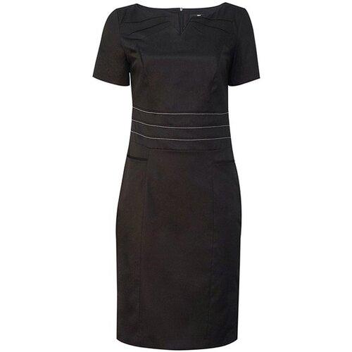 AMC haljina 035K crna Slike