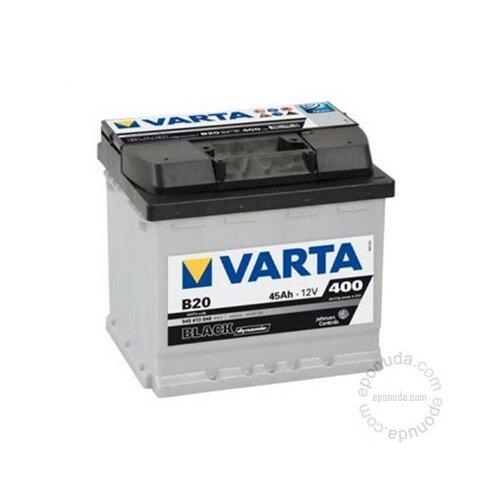 Varta Black Dynamic 12V45 AH D+ akumulator Slike