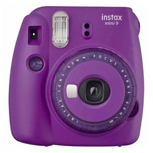 Fujifilm Instax Mini 9 Ljubičasti digitalni fotoaparat Slike