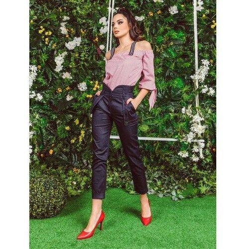 AMC ženske pantalone 060R teget  Cene