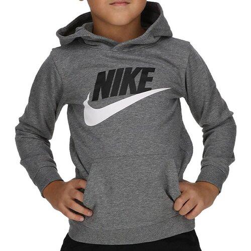 Nike duks za dečake NKN CLUB HBR FRENCH TERRY PO 86I198-GEH Slike