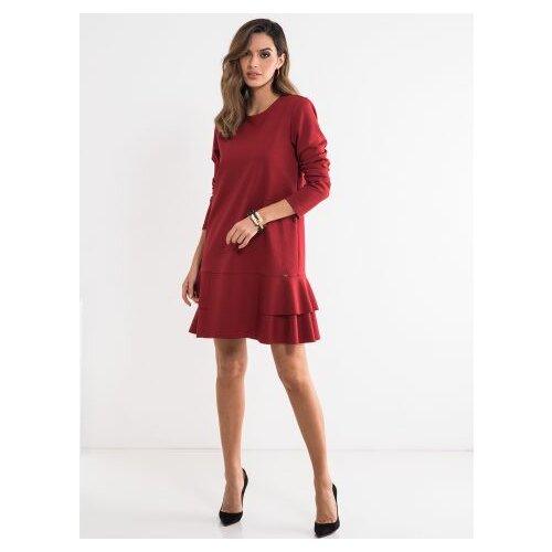 Legendww bordo haljina sa karnerima 5653-7961-40  Cene