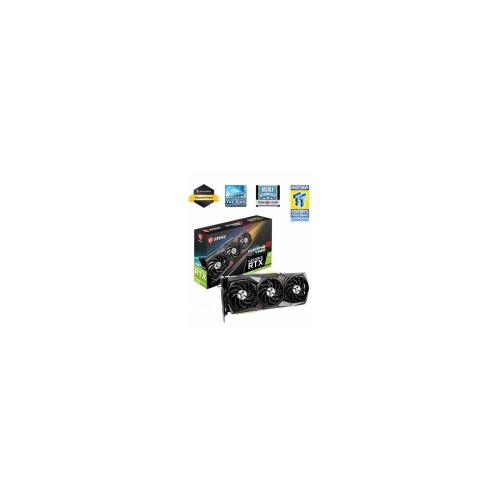 MSI GeForce RTX 3090 24GB 384bit RTX 3090 GAMING X TRIO 24G grafička kartica Slike