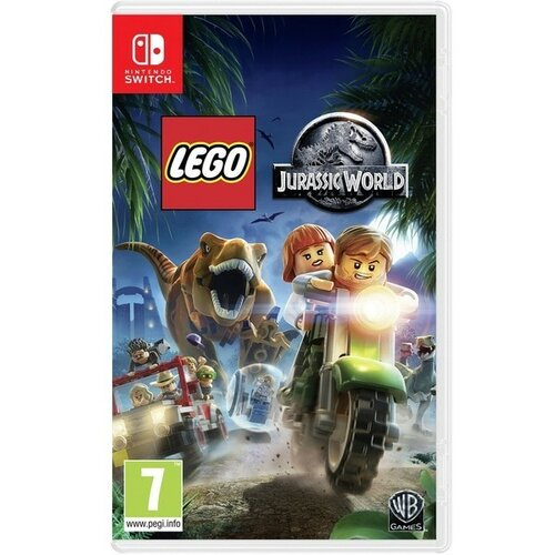 Nintendo switch lego jurassic world igra Slike