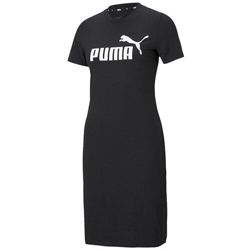 Puma ženska haljina Ess Slim Tee Dress 586910-01 Slike
