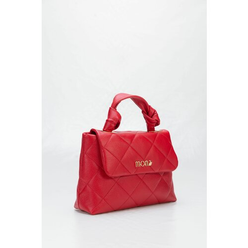 Mona crvena kožna tašna 30003003-1  Cene