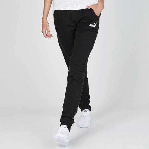 Puma No1 Logo Jogging Bottoms black | bijela Slike